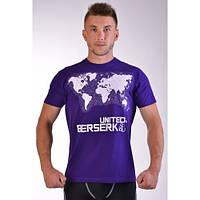 Футболка BERSERK WIND ROSE purple