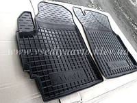 Передние коврики DAEWOO Matiz   (Автогум AVTO-GUMM)