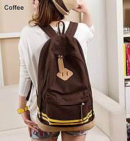 Женские молодежные рюкзаки. Городской рюкзак.