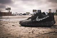 Nike Roshe Run Oreo Flyknit, Metric/ роше раны орео флакнит, фото 1