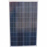 Солнечная батарея поликристаллическая Solar PLM-100P (100Вт, 12В), фото 1
