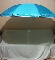 Зонт садовый 1.8 м синий