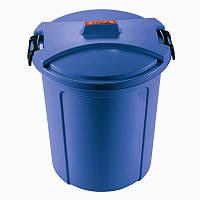 Ведро-контейнер для мусора с крышкой 46 л, Heidrun 1462