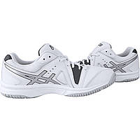 Кроссовки мужские Asics Gel-gamepoint white/charcoal/silver (E409L-0174)