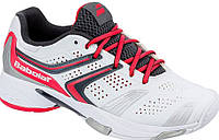 Кроссовки Babolat Drive 3 all court white/pink (31S1397)