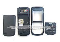 Корпус Nokia 1680c, черный, копия ААА, с клавиатурой