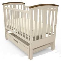 Детская кроватка-манеж  Woodman Mia