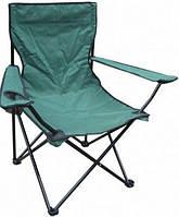 Туристический раскладной стул с подстаканником