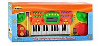 Синтезатор детский с микрофоном WinFun 2036 NL YNA /5-22