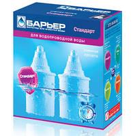 Картридж Барьер 4 водопроводная вода 2шт