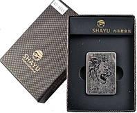 """Прекрасный подарок USB Зажигалка """"Lion"""" 310005 - качество и надежность"""