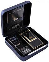 Электроимпульсовая USB зажигалка Tiger №310942 Black - популярный девайс, изысканный дизайн