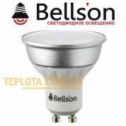 Светодиодная лампа BELLSON LED GU10 3W 2700K 200lm (BL-GU10|3W-200|GU10)