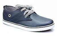 Классические мужские ботинки на шнуровке