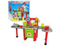 Кухня 10156 столешница, телефон, кухонные принадлежности, духовка, 71см