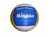 Мяч MIKASA, Beach Classic, пляжный, волейбольный мяч, рекламный