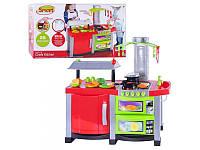 Кухня 1680619 кухонные приборы, продукты, духовка, звук, свет, на бат-ке