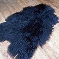 Черная шкура овцы исландской породы