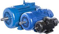 Крановые электродвигатели переменного тока