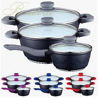 Набор посуды 6 предметов Peterhof PH-15706 керамика