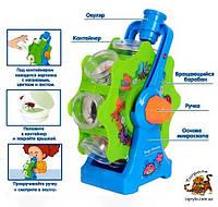 Микроскоп детский игрушечный