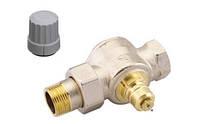 Клапан RA-G для однотрубной системы отопления ДУ 15 Danfoss