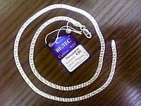Серебряная цепочка женская