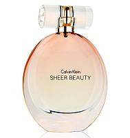 Женская нежная туалетная вода Calvin Klein Sheer Beauty