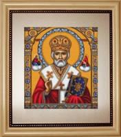 """Набор для вышивки крестом """"Святой Николай"""""""
