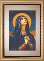 """Набор для вышивки крестом """"Икона Божией Матери всех скорбящих радость"""""""