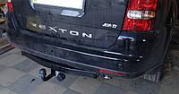Прицепное устройство (Фаркоп) со съемным крюком SSANG YONG REXTON 2008+ г.в.