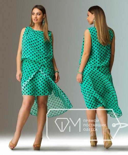 Платья на лето 48 размер