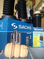 Sachs комплект на ось пыльники с отбойниками амортизатора переднего / заднего