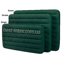 Кровать-матрас туристическая двуспальная Intex 66929 (152х203х22 см)