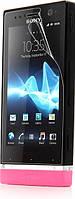 Защитная пленка Capdase ScreenGuard ARIS for Sony Xperia U ST25i SPSYST25I-C