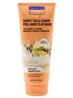 Очищающая маска Freeman для лица Чай и Лимон