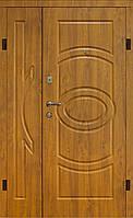 Полуторная металлическая дверь Arma™ модель 113 тип 1