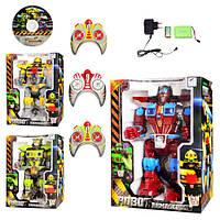 Детская игрушка Робот 9838-1-2-3  на радиоуправлении, 3 вида
