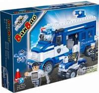 Конструктор Полицейская машина  BANBAO 8346 , 250 дет,