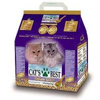 Cat's Best Nature Gold (Кетс Бэст) наполнитель для туалета 5л