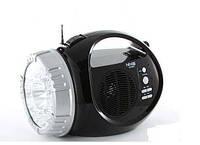 Радио-фонарь переносной NS-065U, светодиодный, поддерживает внешние накопители, подключение других гаджетов