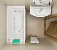 Акриловая ванна Triton Чарли 150x70 (возможна установка гидромассажа)