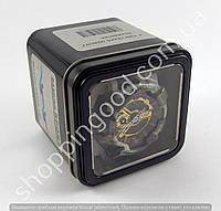 Мужские армейские часы Casio G-Shock 5081 GA-100 хаки камуфляж в металлической коробочке