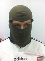 Балаклава маска летняя оливковая