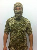 Балаклава маска летняя ЗСУ пиксельная