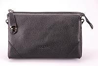 Барсетка мужская Bolinni 232 качественный кожзам X39-80400 черная..