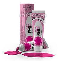 Гель краска роскошная фуксия Emi 5мл