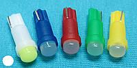 Светодиодные лампочки для панели приборов Т5 белый цвет