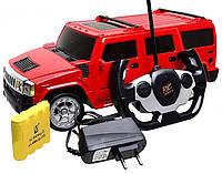 Джип на радиоуправлении Hummer с аккумулятором 3699-J2