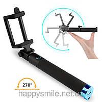 Палка для селфи Selfie Stick Locust Series с функцией разворота на 270 градусов (Monopod), фото 1